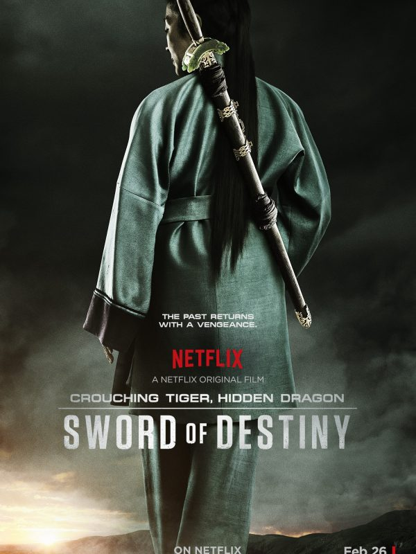 Crouching Tiger Hidden Dragon 2: Sword of Destiny